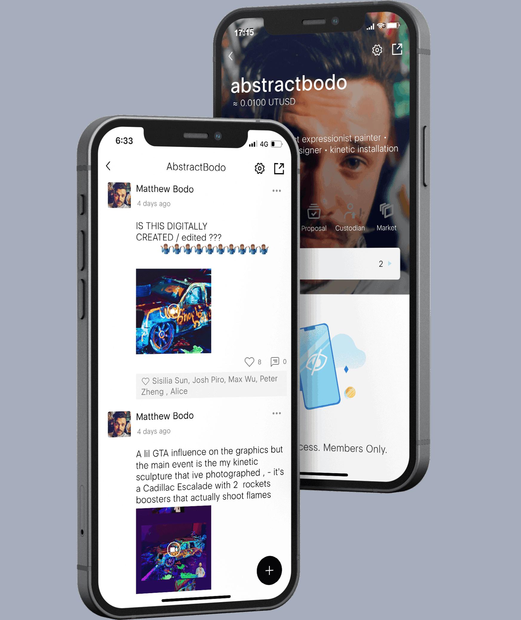 utu one social platform
